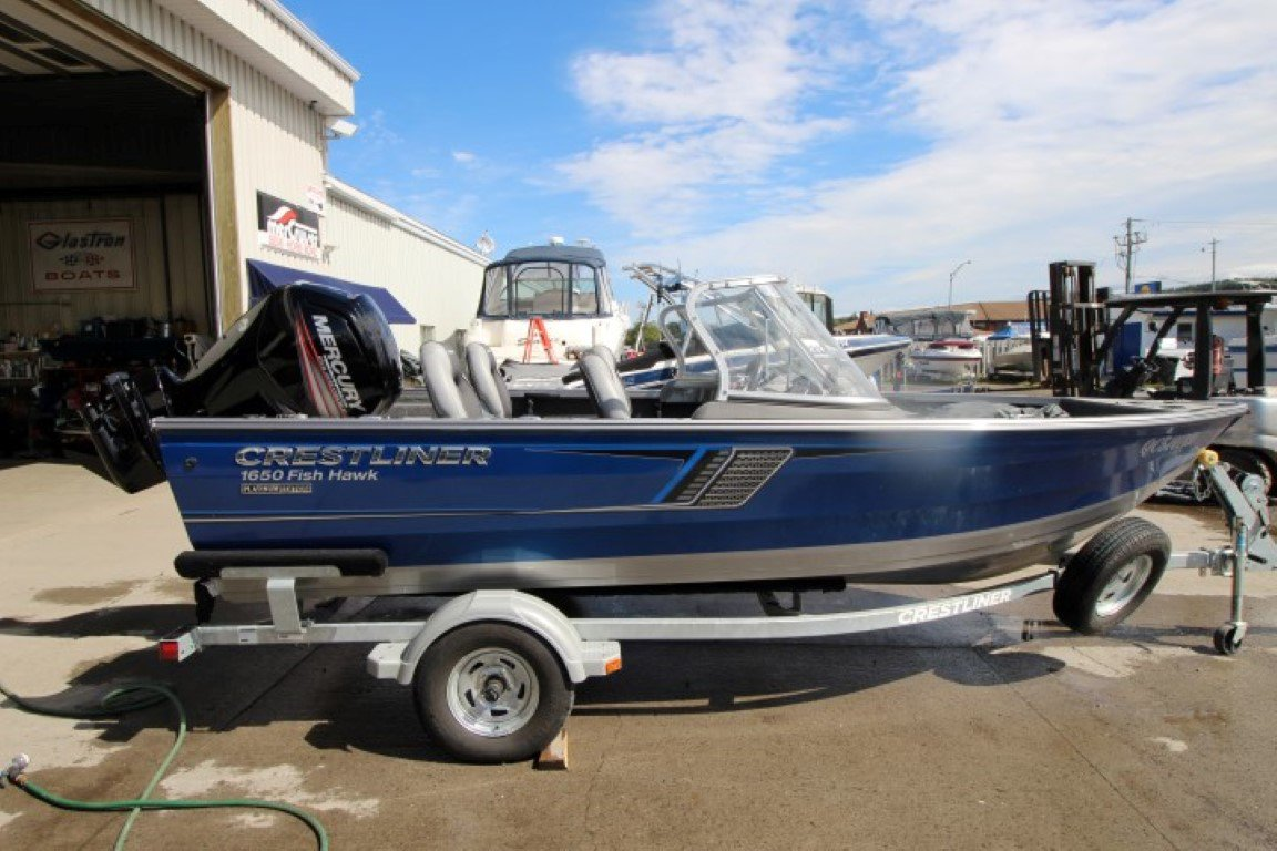 Crestliner Fish Hawk 1650 - IMG_4570