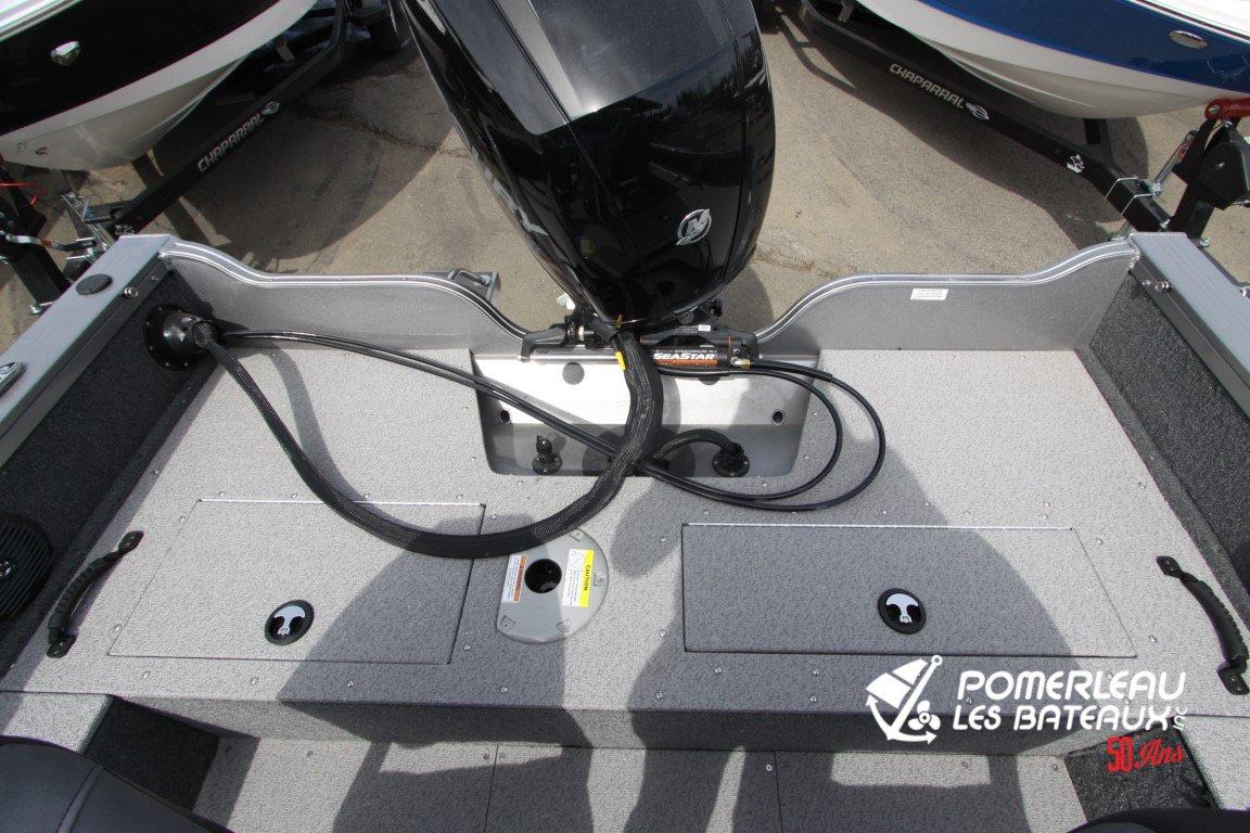 Crestliner Fish Hawk 1850 Platinum - IMG_2294