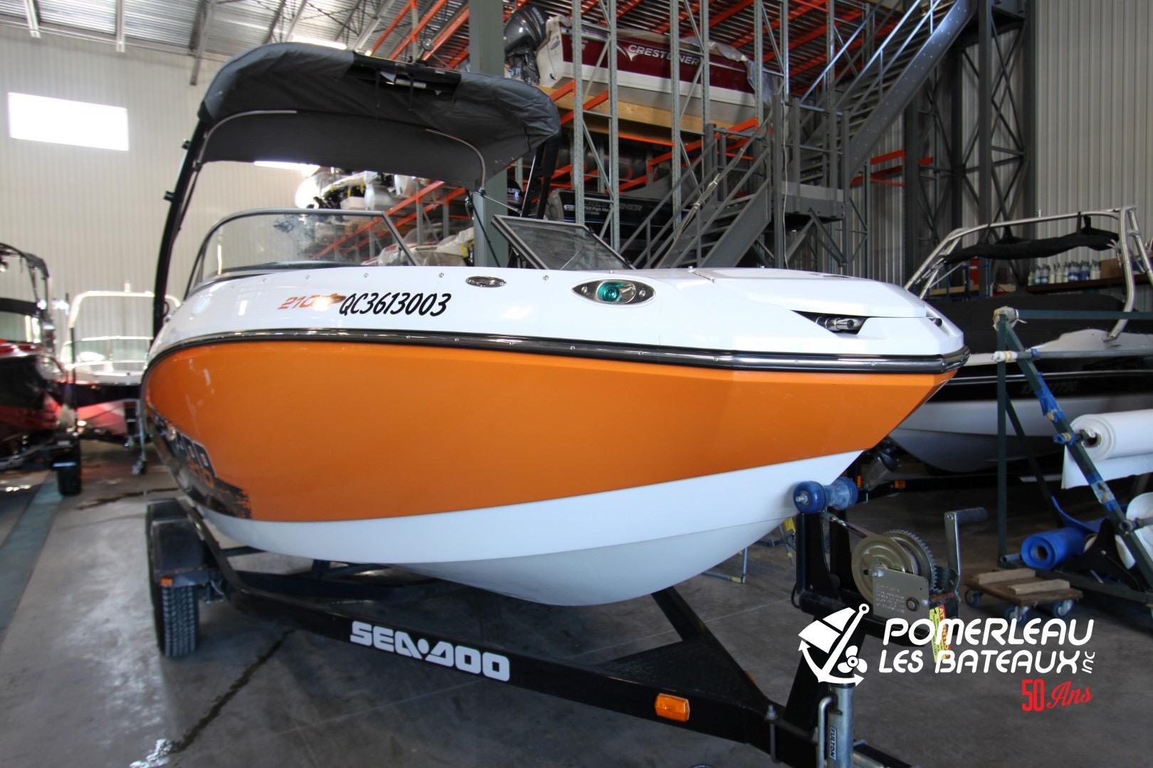 BRP Sea doo Challenger 210 - IMG_7854