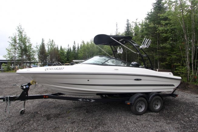 Sea Ray 205 EX Series