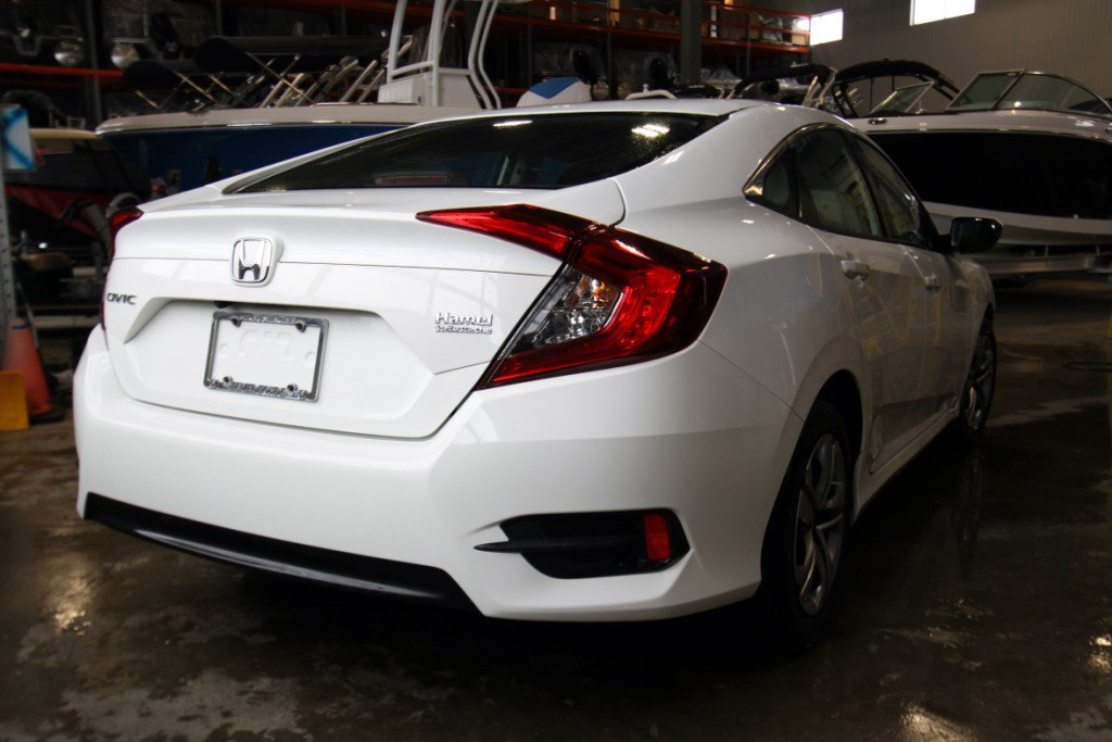 Honda Civic LX  - IMG_7050