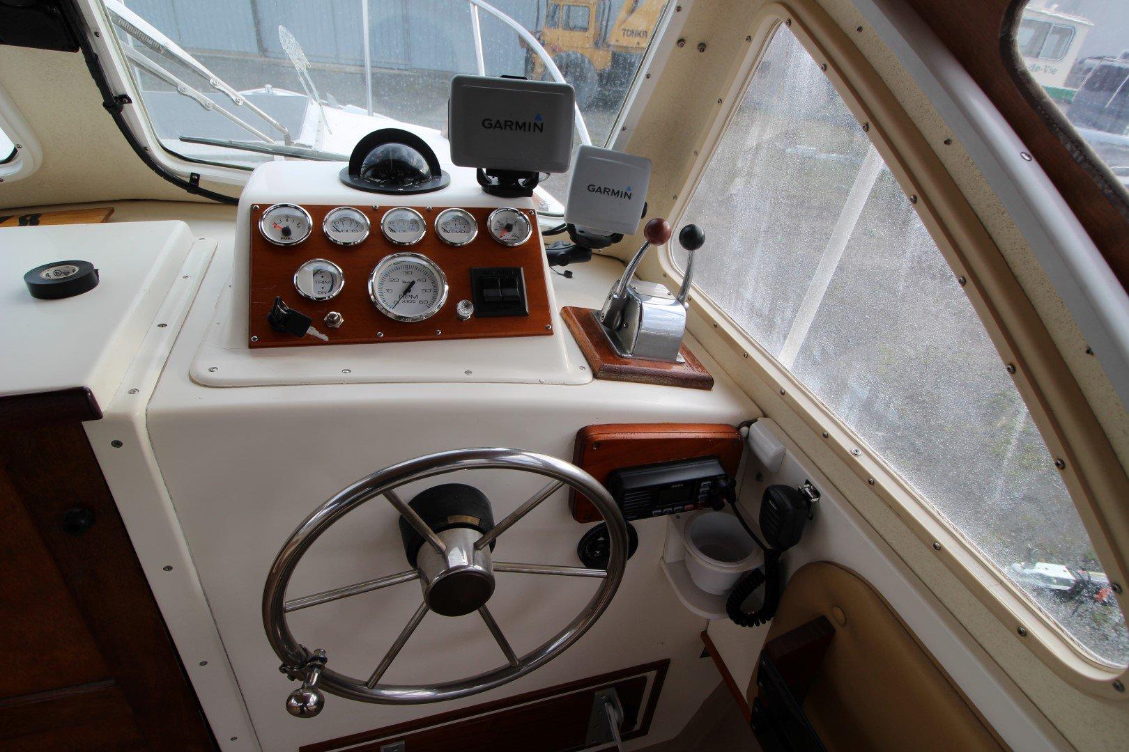 Sisu  Islander Cuddy 22 - IMG_2059