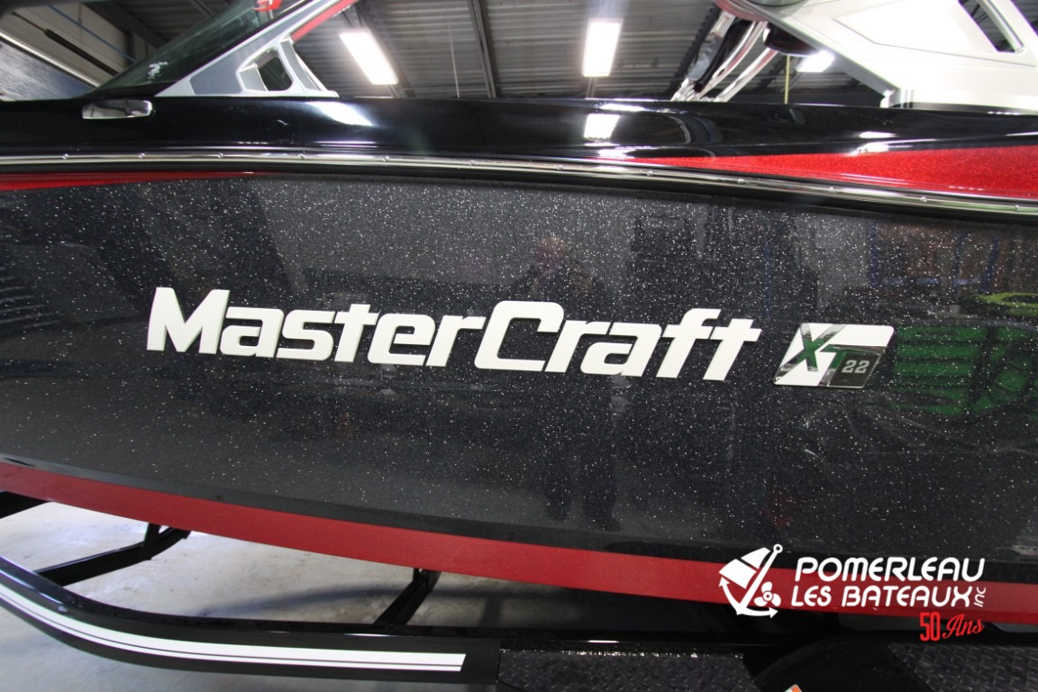Mastercraft XT 22 - IMG_3860
