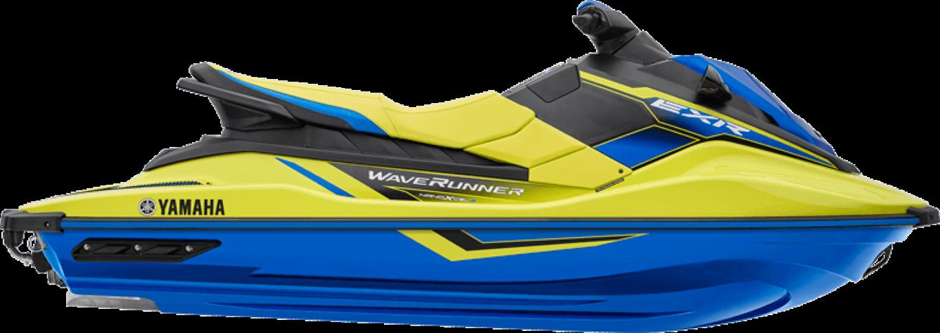 Yamaha EXR - 2020-EXR-YellowBlue_1