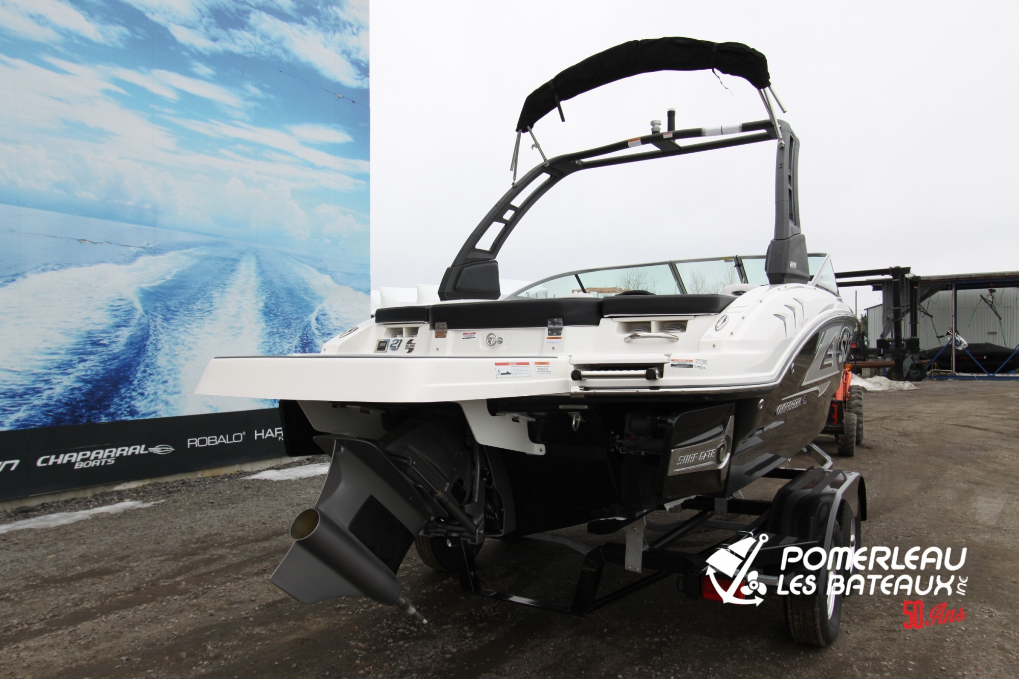 Chaparral 21 Surf - IMG_5157