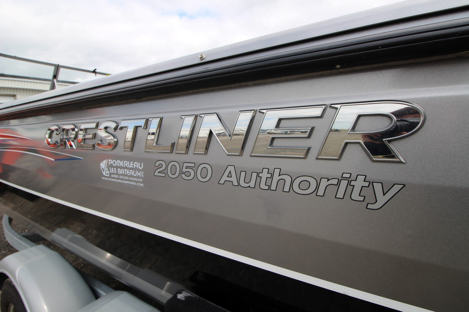 Crestliner Authority 2050 - IMG_1784