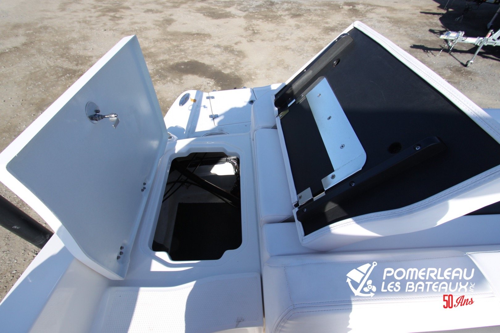 Chaparral 246 SSI - IMG_2127