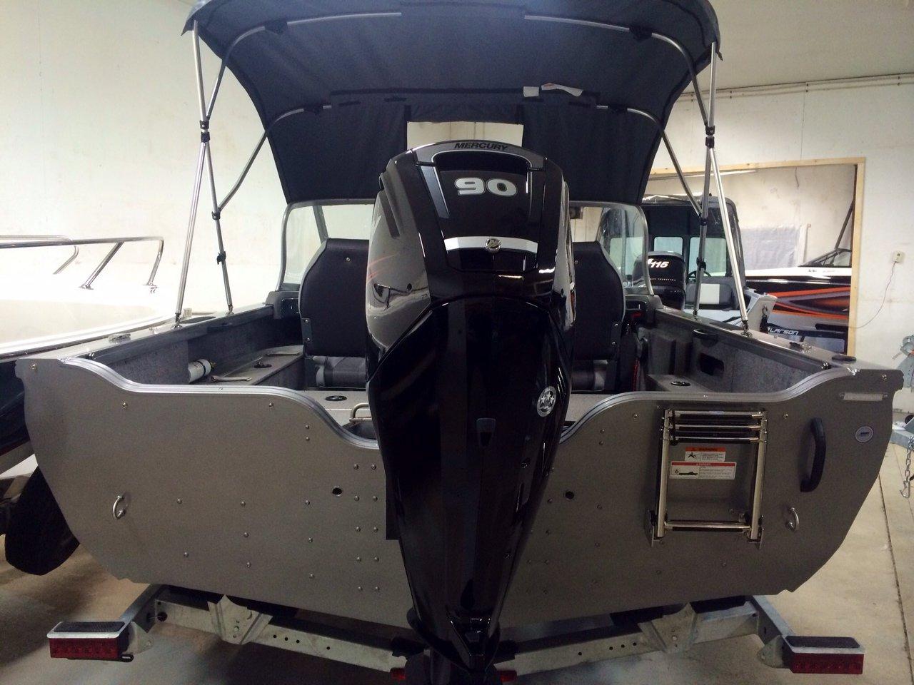 Crestliner 1750 Fishhawk - photo 5
