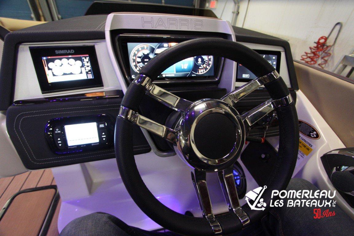 Harris Crowne SL 250 TE - IMG_1469