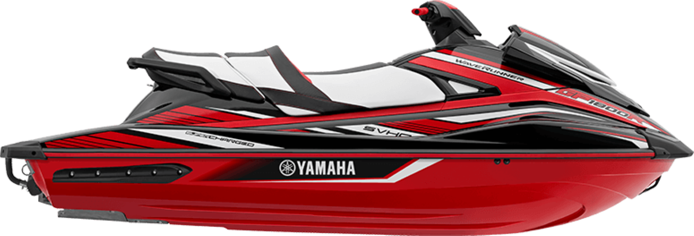 Yamaha GP 1800 - GP1800 rouge