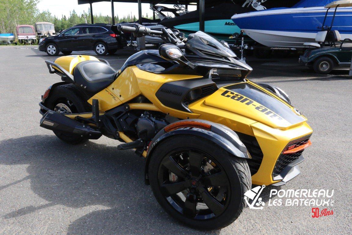 BRP Can Am Spyder F3-S Daytona - IMG_0489