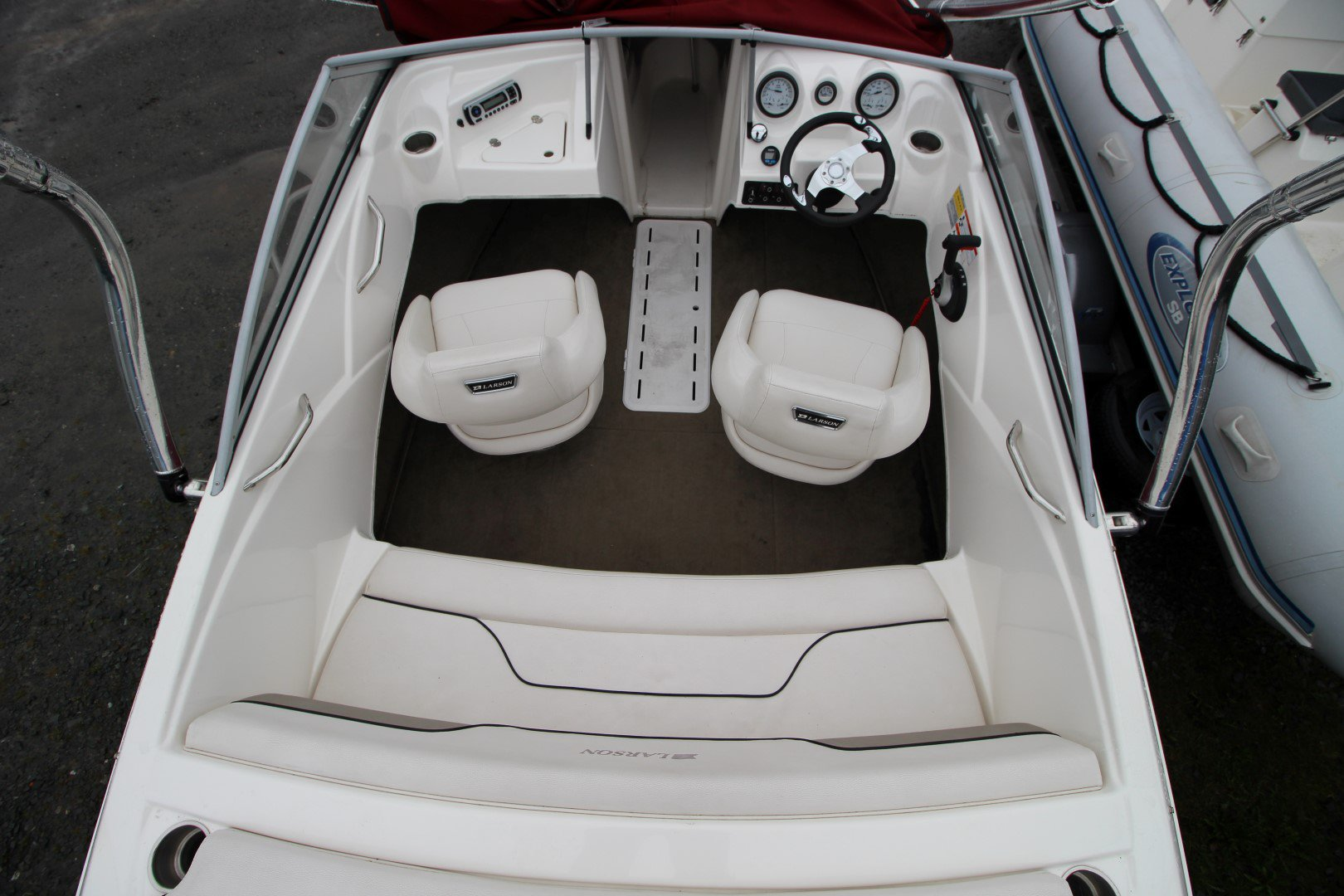 Larson  LX 1750 - IMG_0665