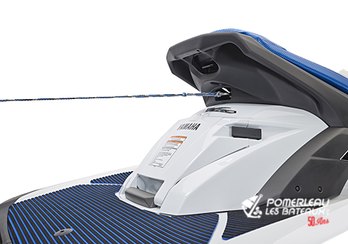 Yamaha FX HO - 2018-FX-HO-White-Tow-Hook