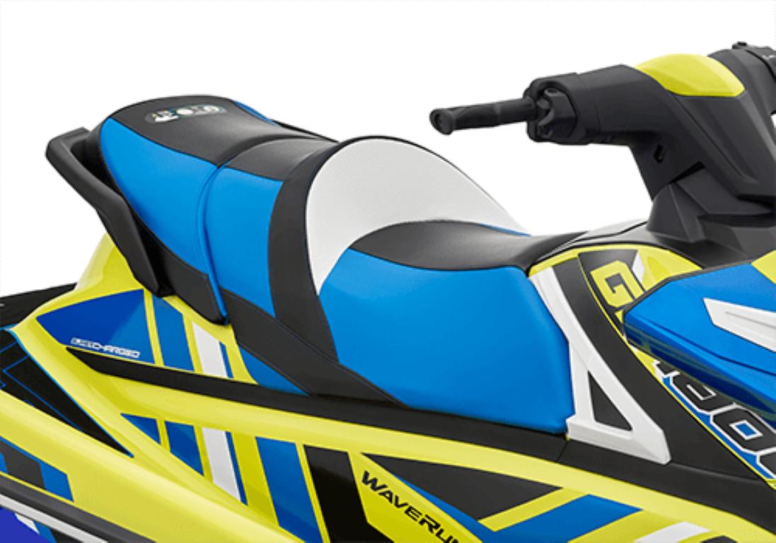 Yamaha GP 1800R SVHO - 2020_GP1800R_SVHO_Yellow_Seat
