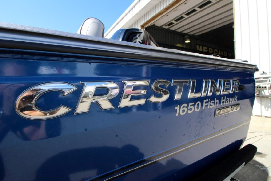 Crestliner Fish Hawk 1650 - IMG_4566