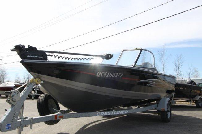 Crestliner Fishhawk 1650