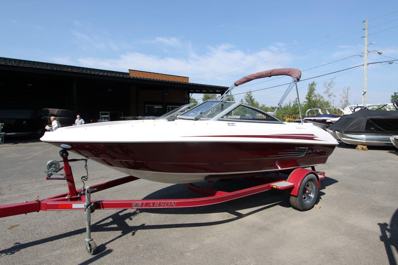 Larson 850 LX - IMG_6743