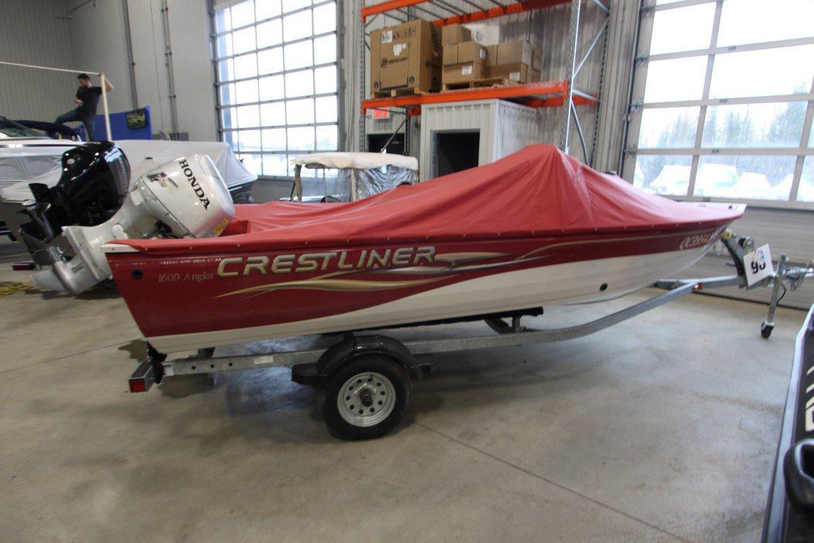 Crestliner Sport Angler 1650 - IMG_3666