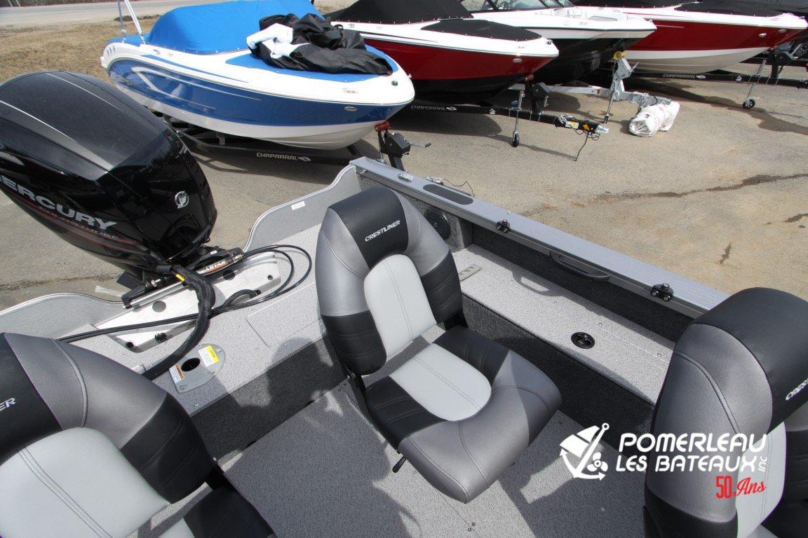 Crestliner Fish Hawk 1850 Platinum - IMG_2293