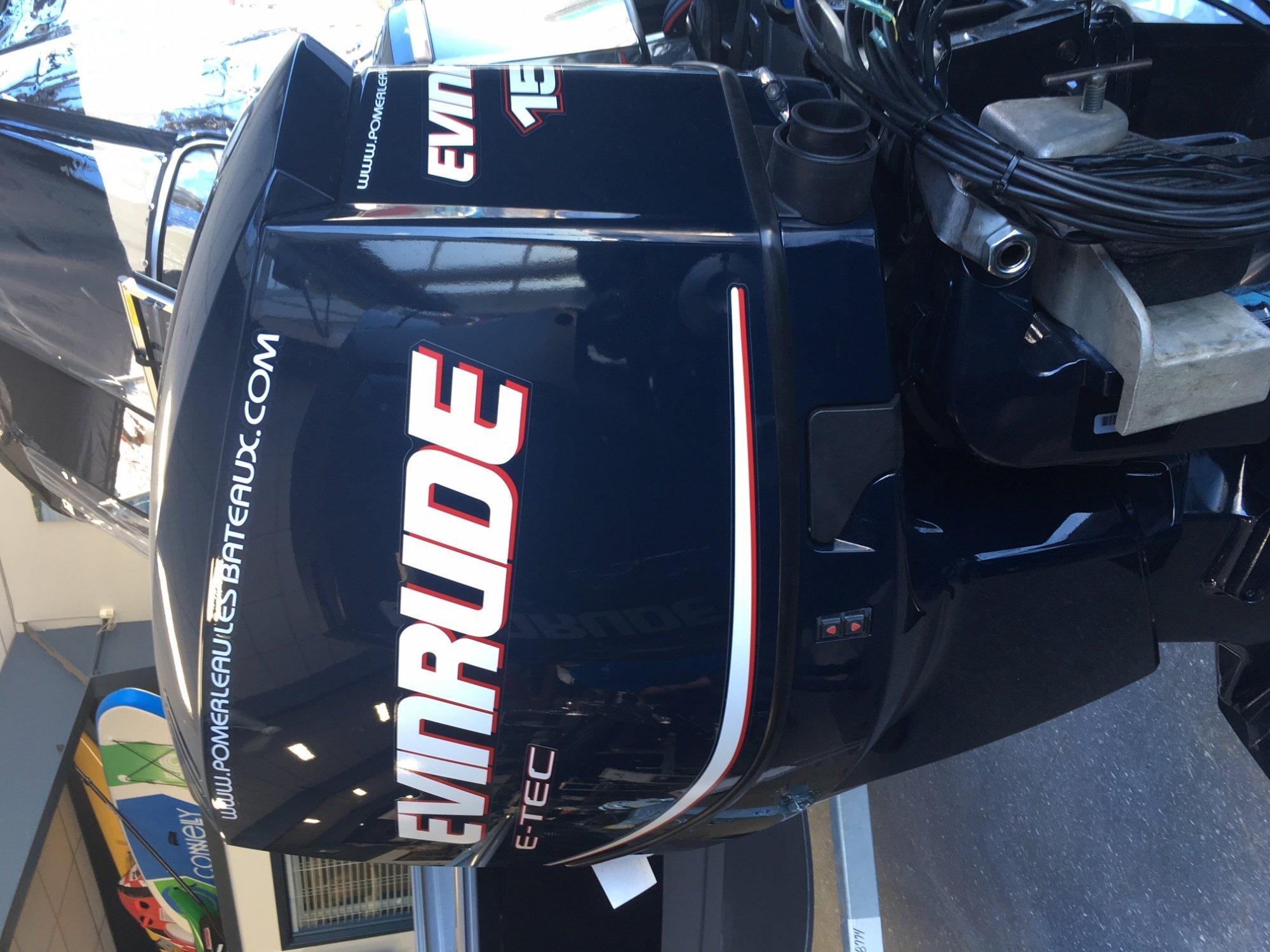 Evinrude ETEC 150 - IMG_9830