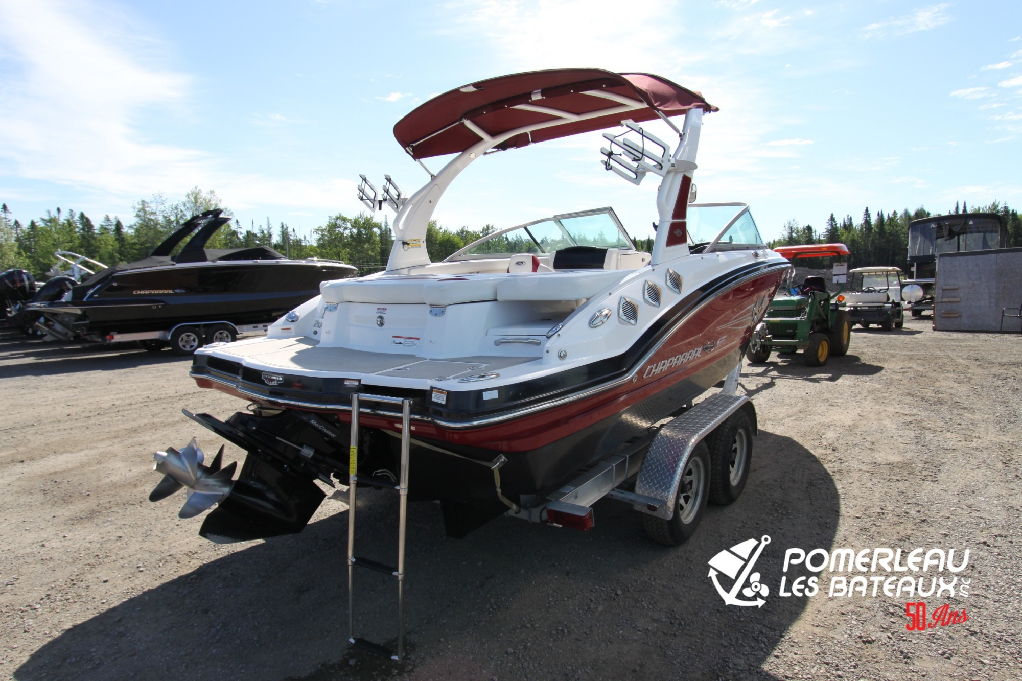 Chaparral 204 Xtreme - IMG_0601