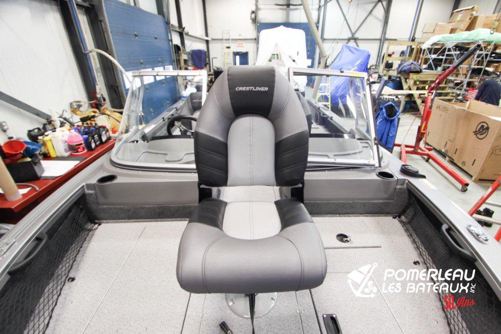 Crestliner Fishhawk 1750 Platinum - FH17502018--18