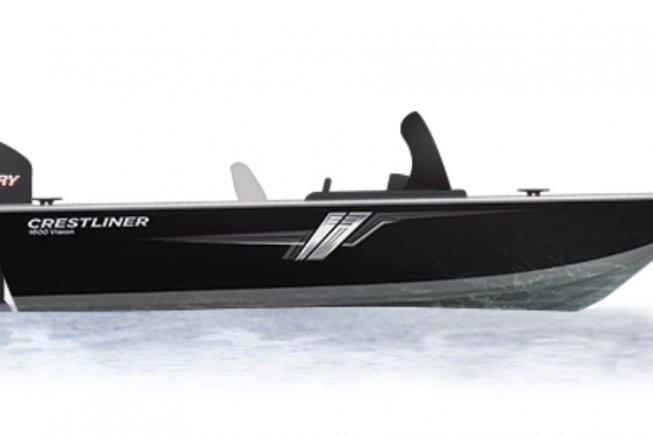 Crestliner Vision 1600