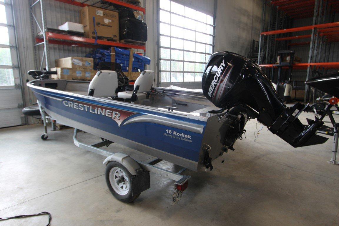 Crestliner Kodiak 16 - IMG_6326