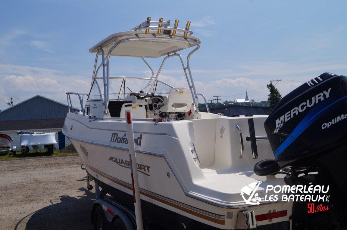 Aqua sport 250 Explorer - DSC06356