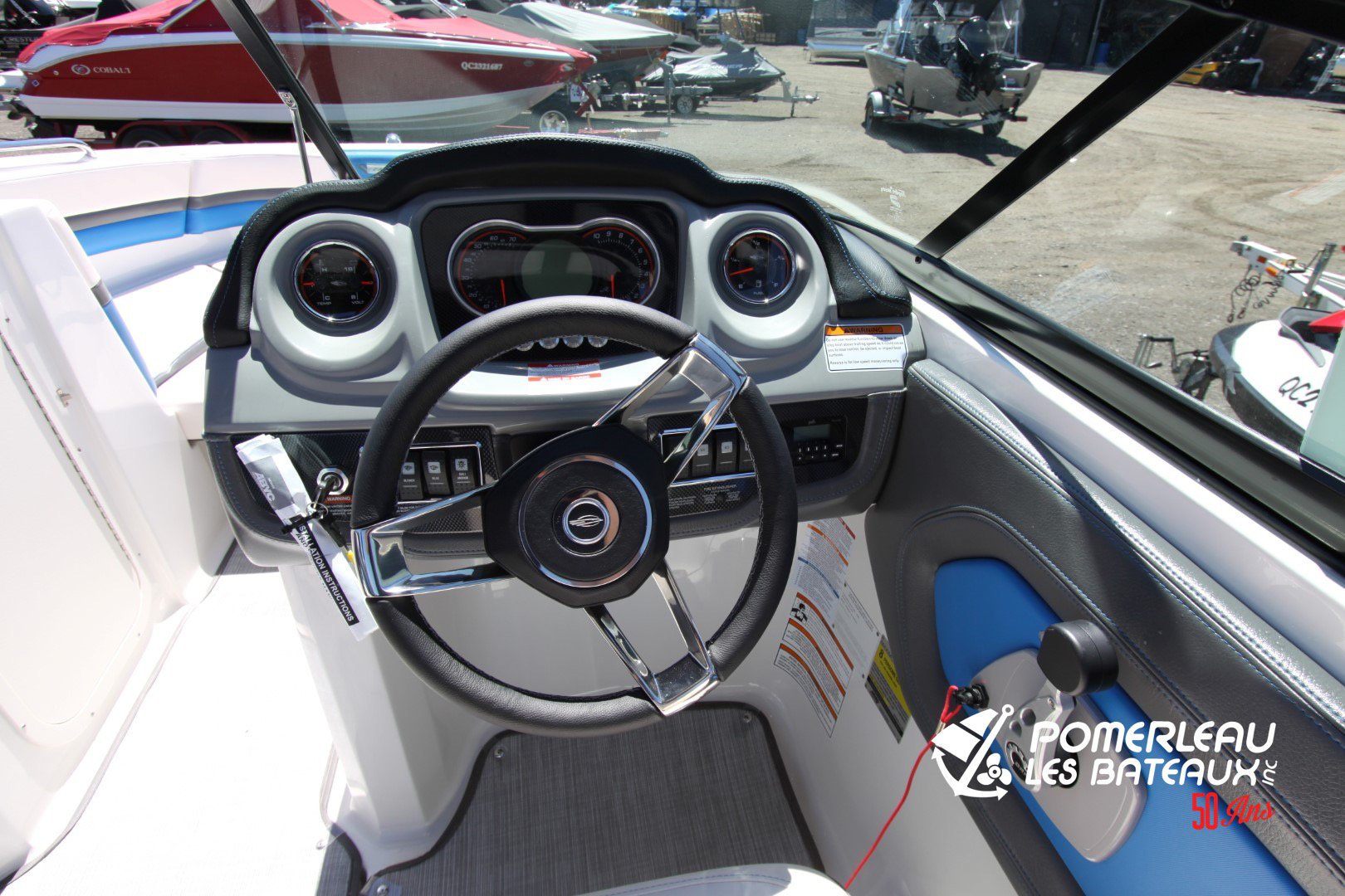 Chaparral 203 VRX - IMG_2915