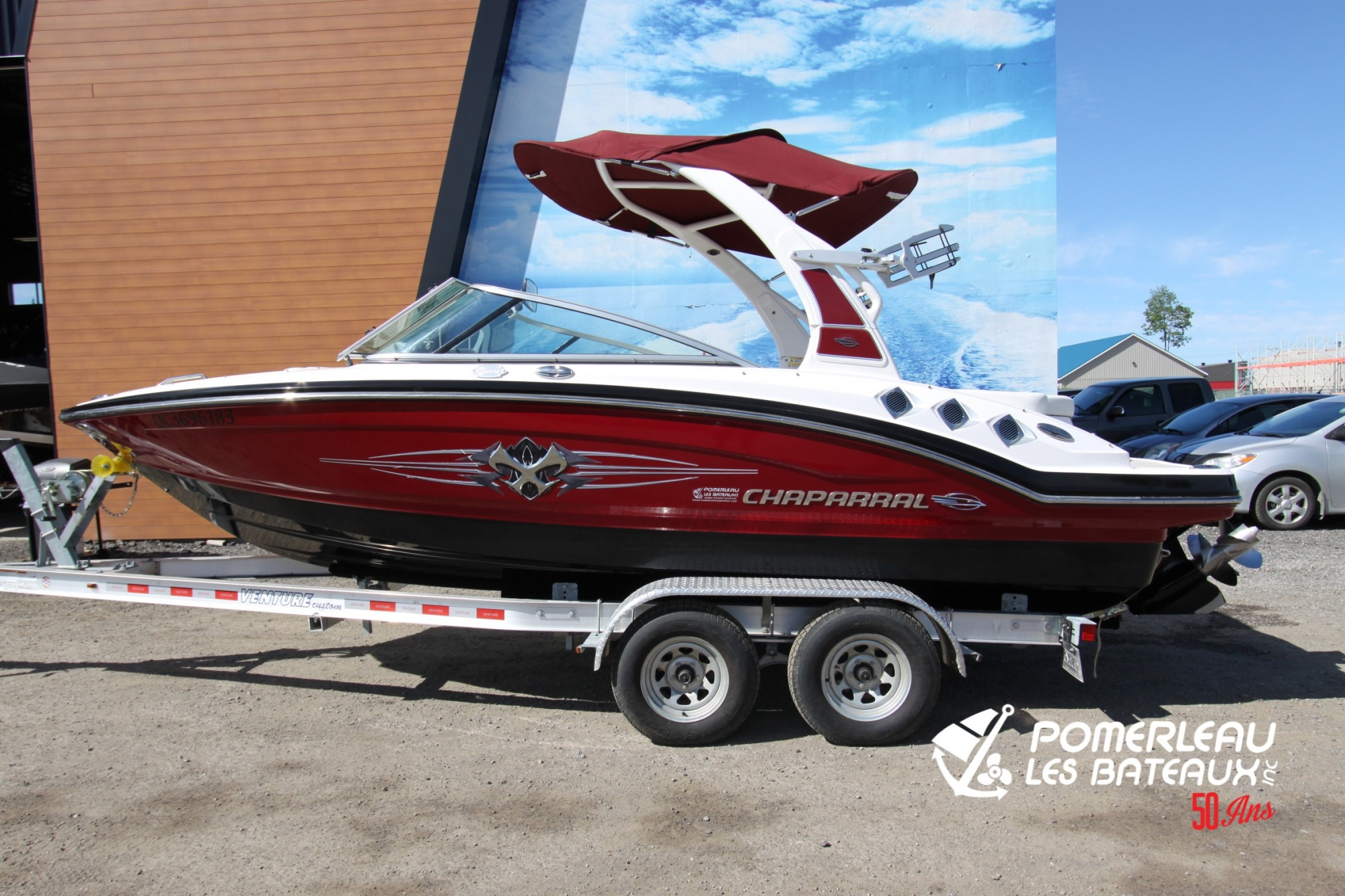 Chaparral 204 Xtreme - IMG_0594