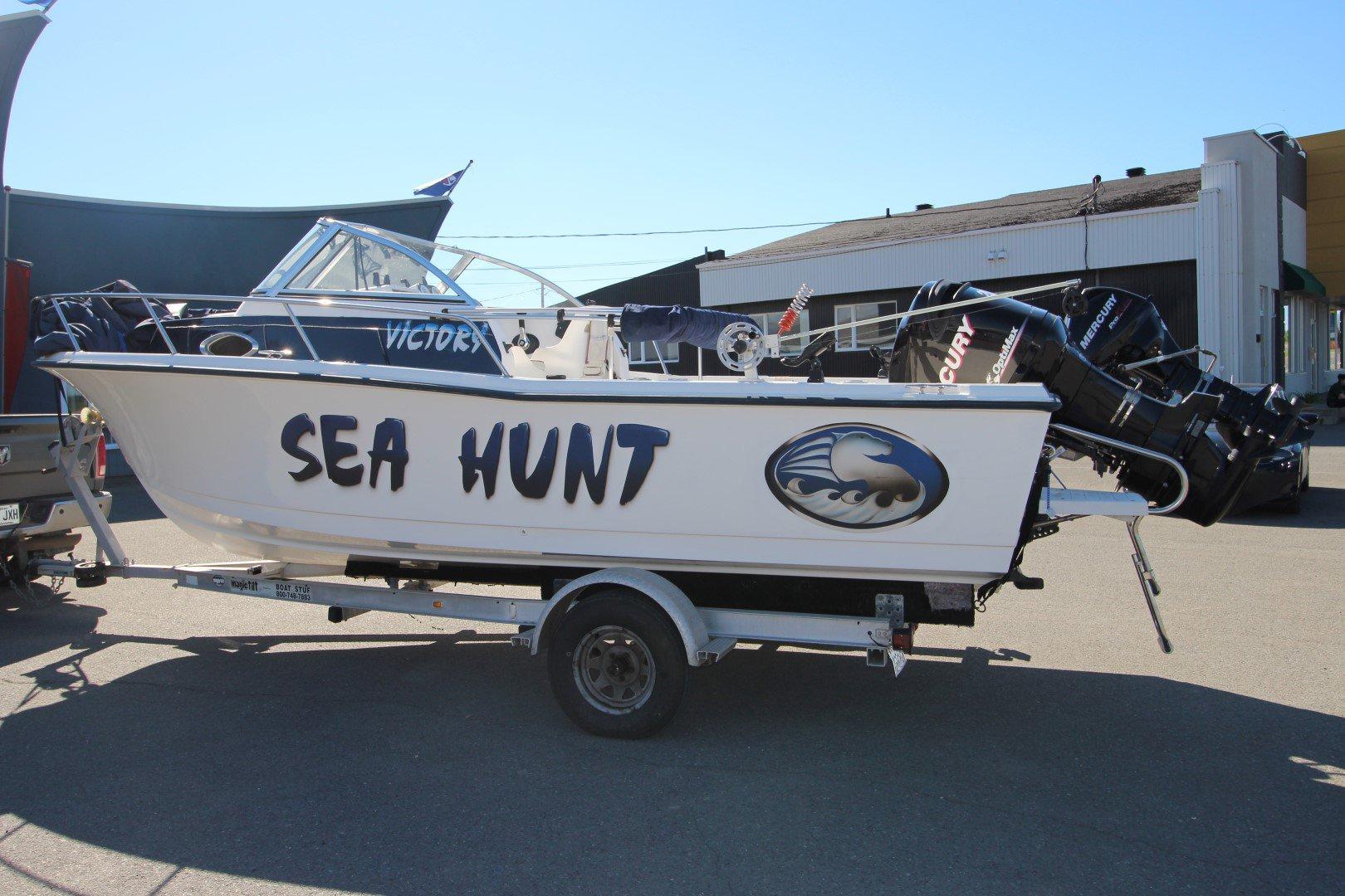 Sea Hunt Victory 215 - IMG_0881