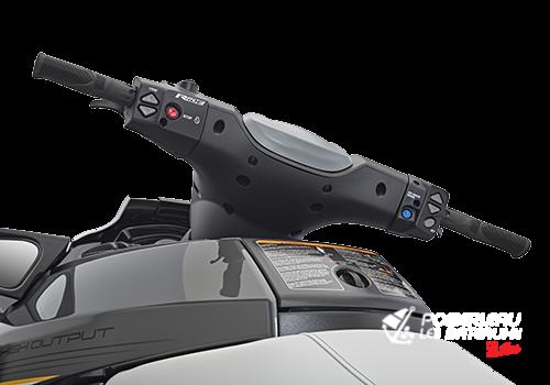 Yamaha FX Cruiser HO - 2018-FX-Cruiser-HO-Gray-Ride