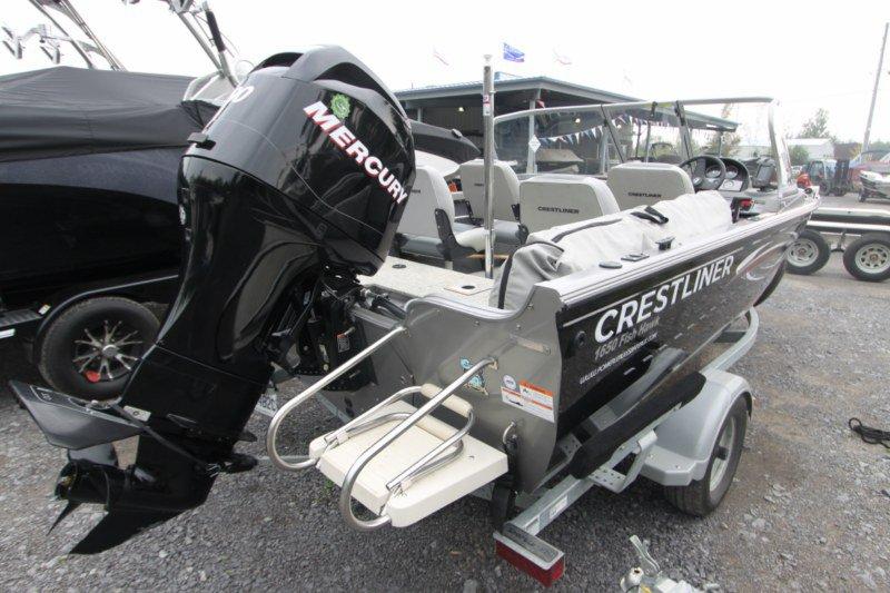 Crestliner 1650 Fish hawk WT - IMG_8393