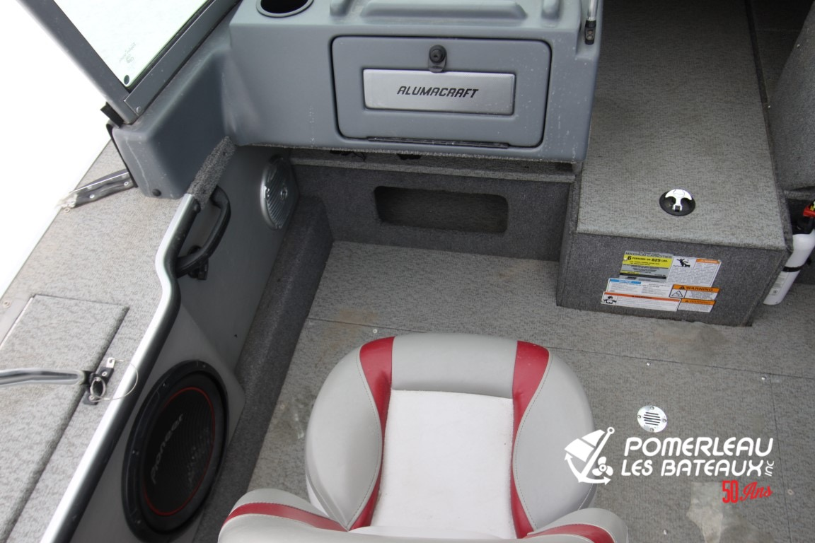 Alumacraft Dominator 175 - IMG_7753