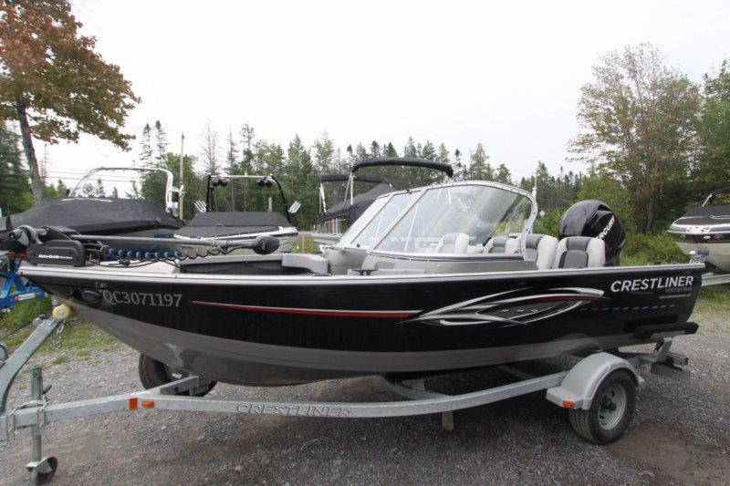 Crestliner 1650 Fish hawk WT - IMG_8391