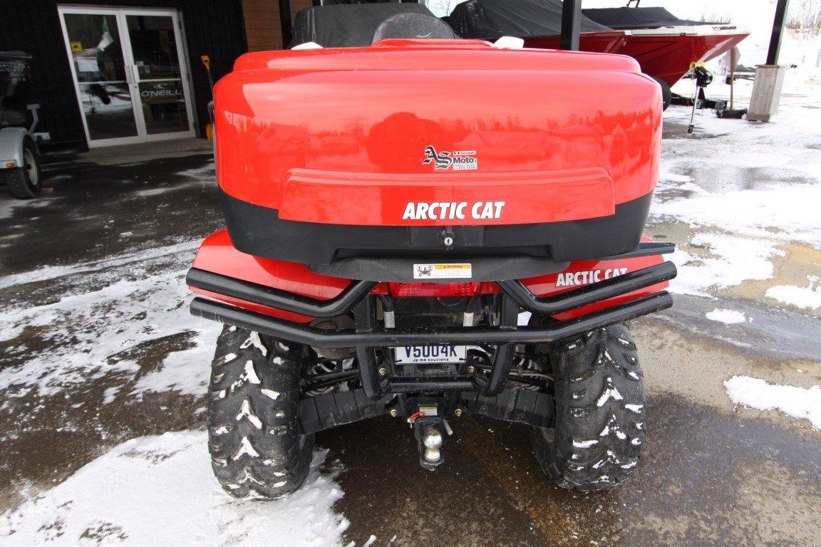 Arctic Cat TRV 700 - IMG_4083