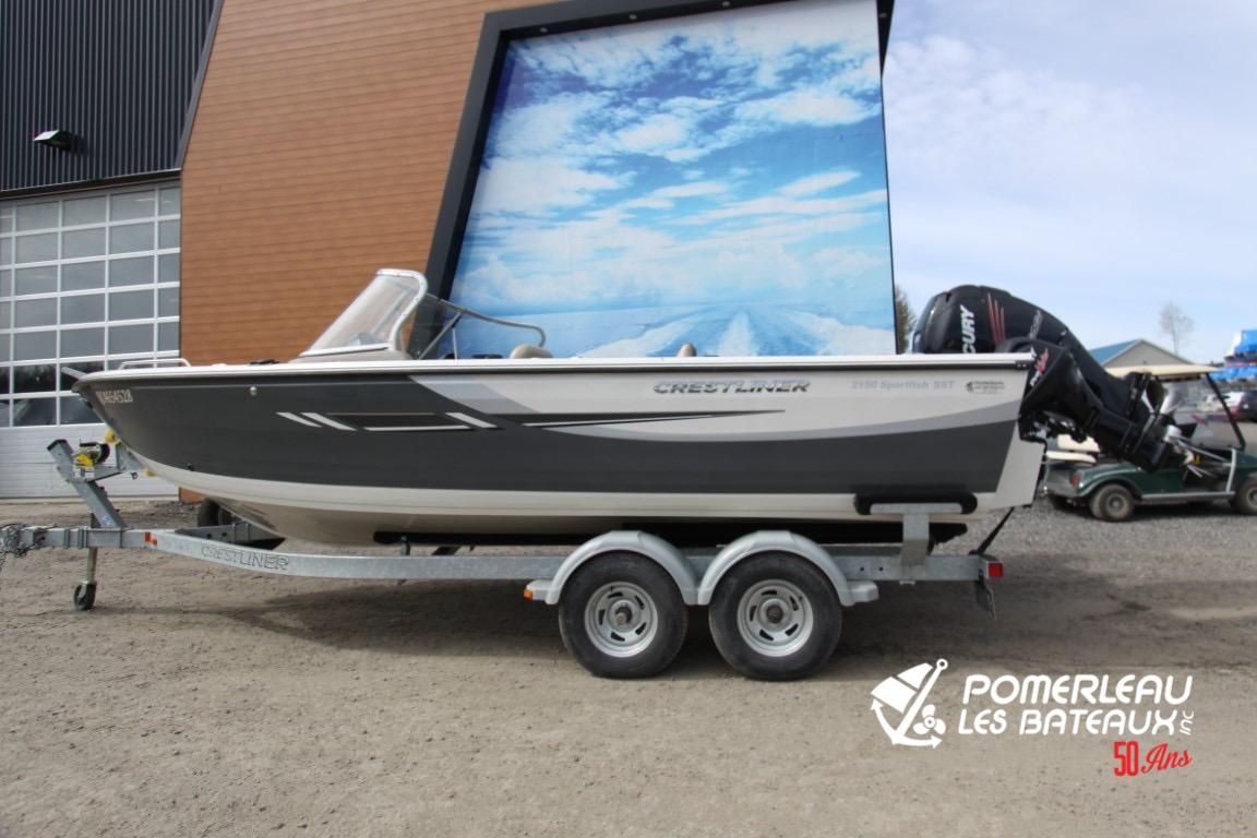 Crestliner Sportfish 2150 SST - IMG_9638