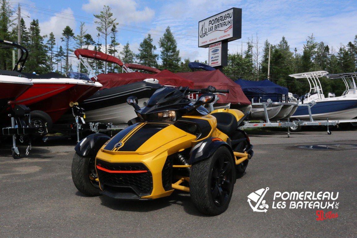 BRP Can Am Spyder F3-S Daytona - IMG_0483