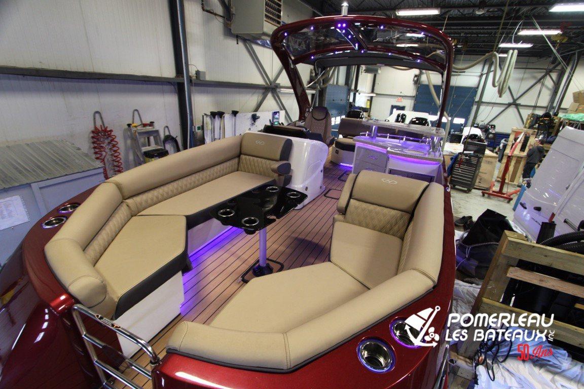 Harris Crowne SL 250 TE - IMG_1478