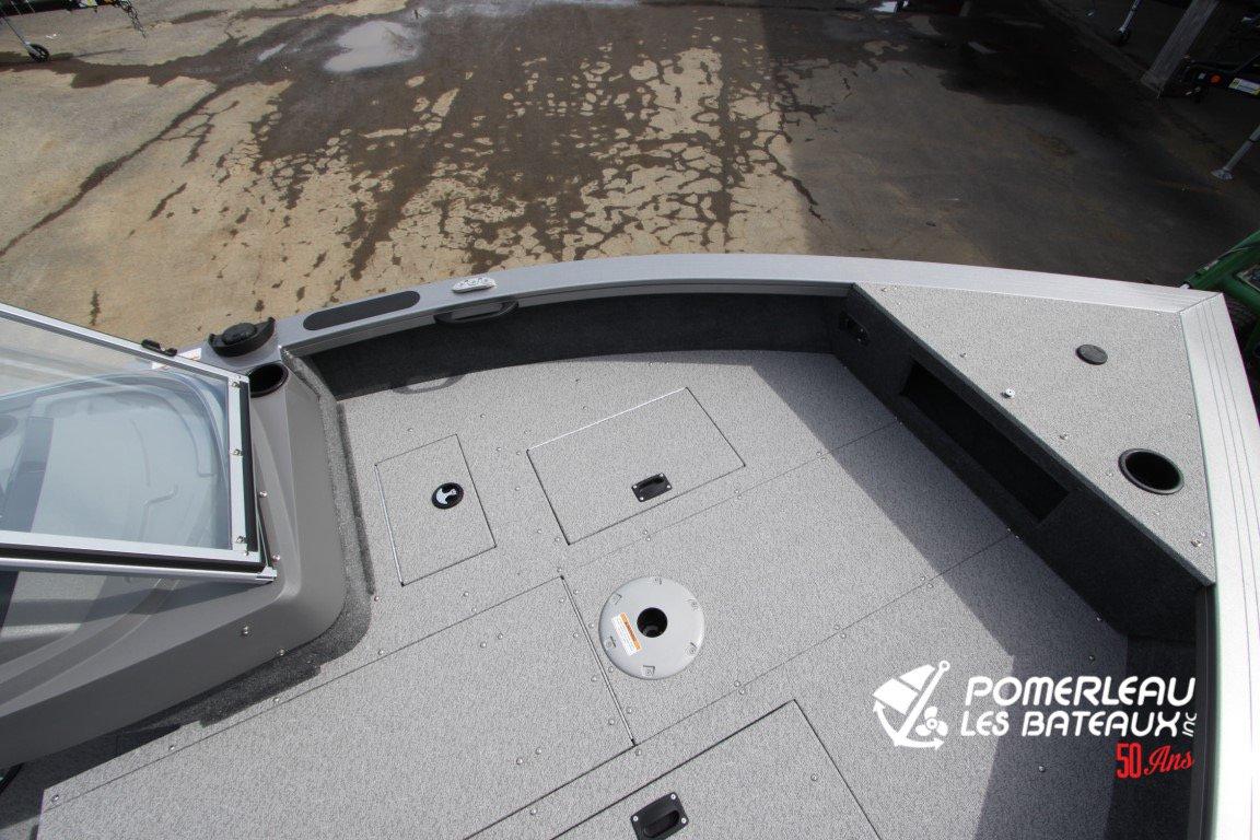 Crestliner Fish Hawk 1850 Platinum - IMG_2308