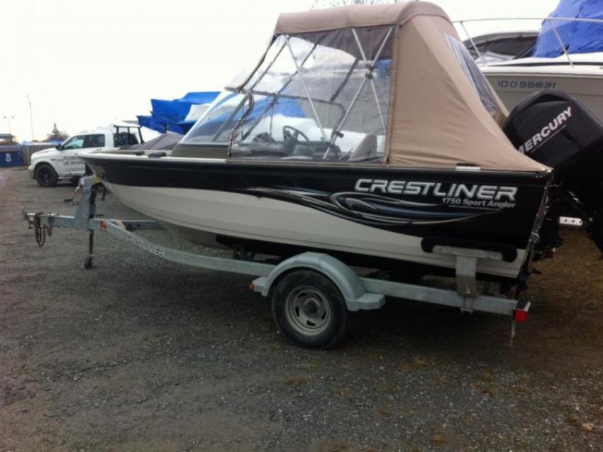 Crestliner Sport Angler 1750 - 30894