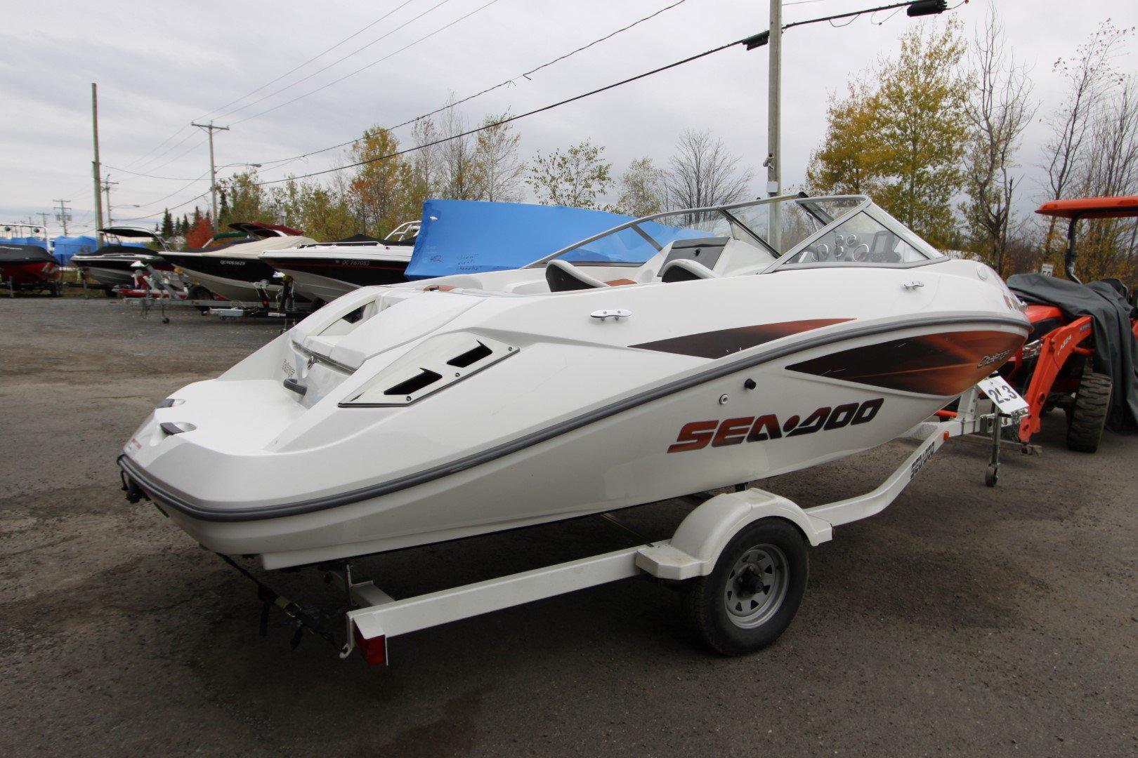 BRP Sea doo Challenger 180 - IMG_8265