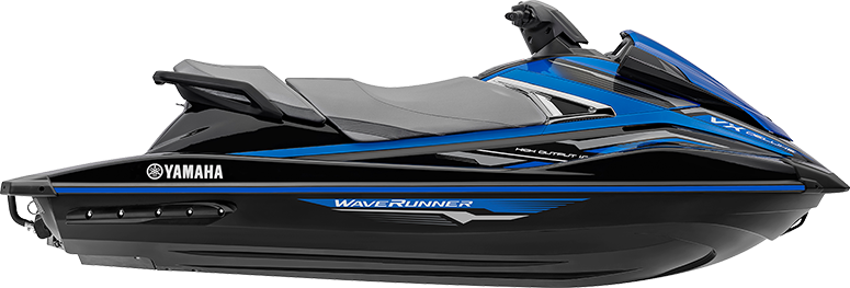Yamaha VX Deluxe - 2018-VX-Deluxe-Black_1