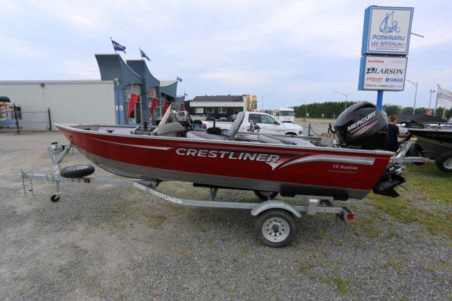 Crestliner Kodiak 16 SC