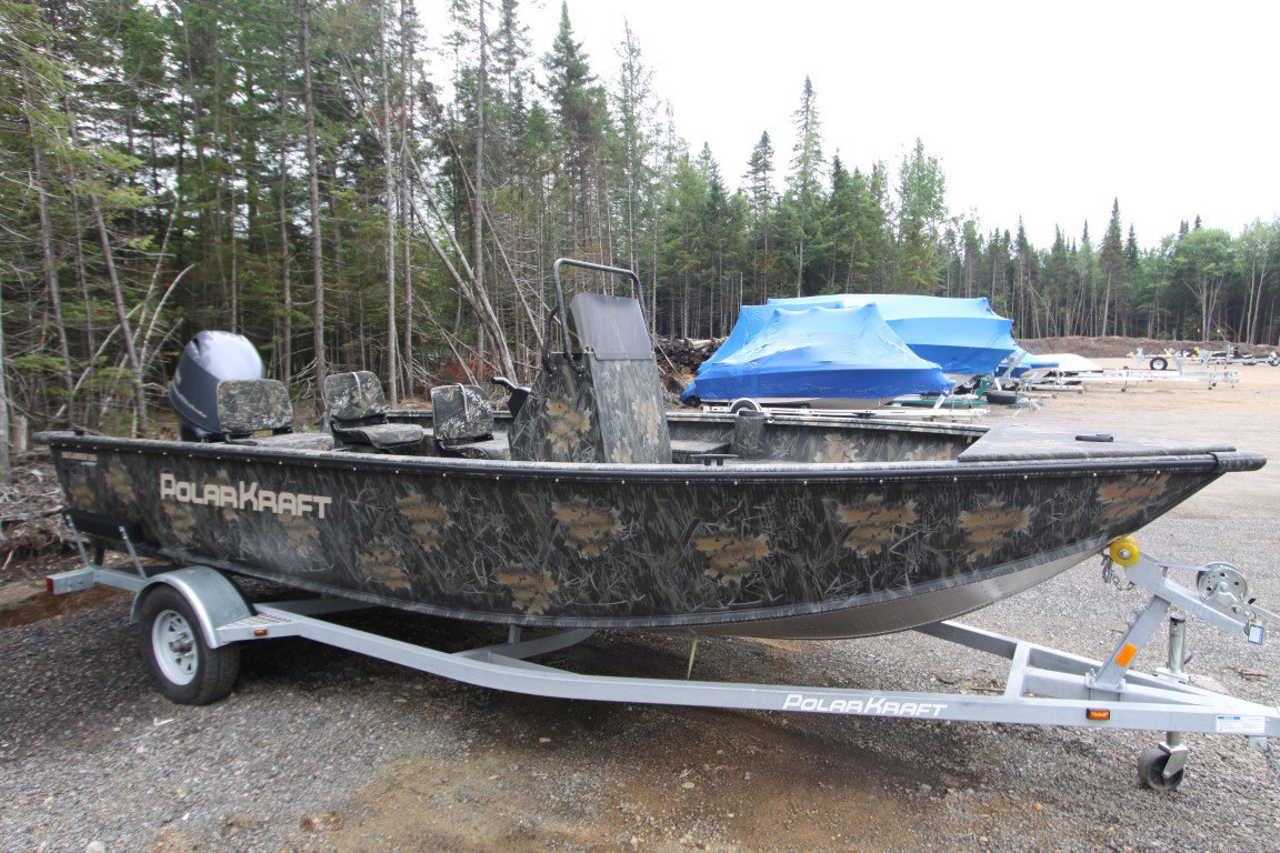 Polar Kraft Outlander 186 - IMG_6224