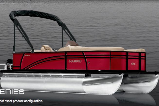 Harris Cruiser CX 200 FC