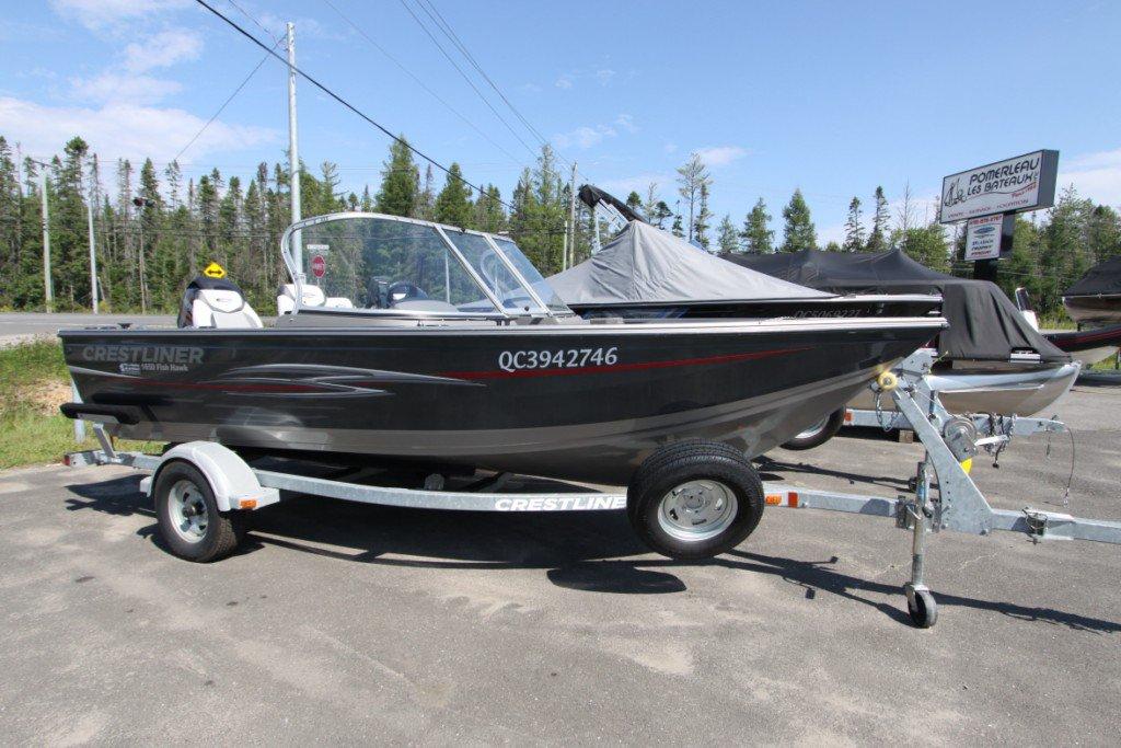 Crestliner Fishhawk 1650 WT - IMG_2592
