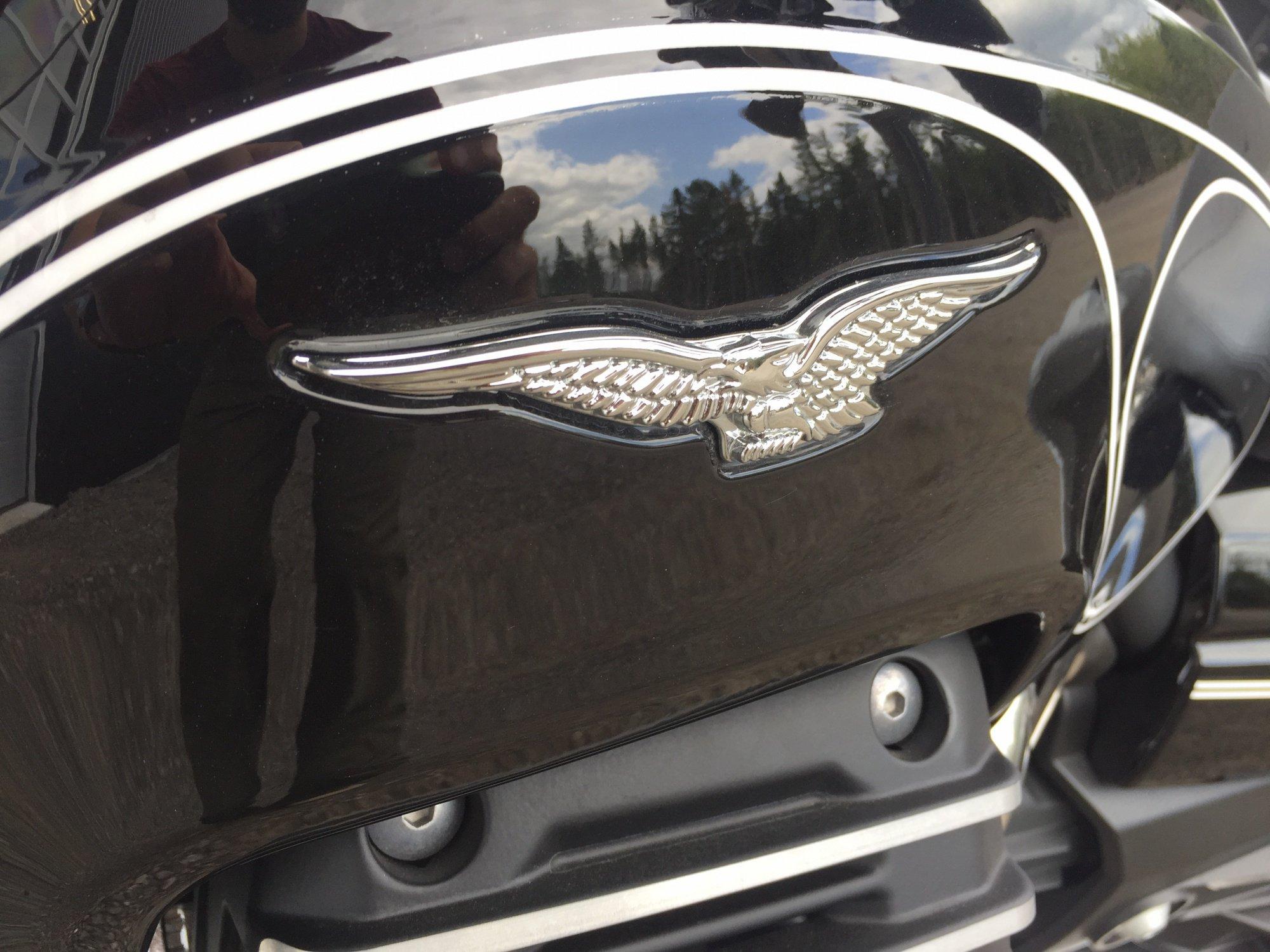 Moto Guzzi Eldorado  - IMG_3145