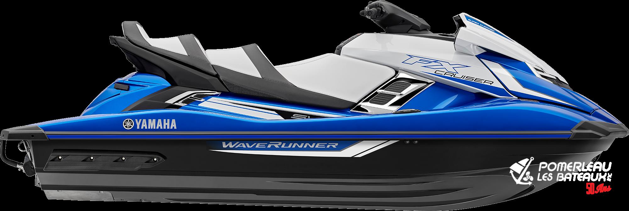 Yamaha FX Cruiser SVHO - 2018-FX-Cruiser-SVHO-Blue_1_l